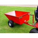 Tipping Dump Trailer - Wide Profile Wheels - SCH GDTT
