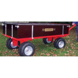 Heavy Duty 4 Wheel Timber Trailer -SCH GWT415