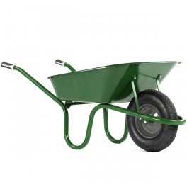 90L Advance Wheelbarrow c/w Pneumatic - Standard Tyres