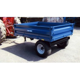 1500kg Dropside Tipping Trailer