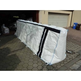 Quick Wall Surface Barrier (5m lengths x 0.6m heights)