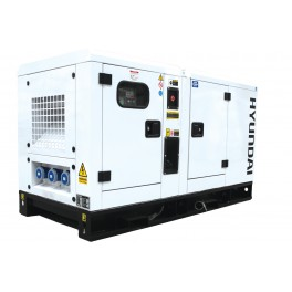 Canopied Single Phase Diesel Generator 22kW/22kVA 230v 1500rpm