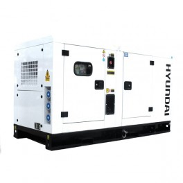 Canopied Single Phase Diesel Generator 35.2kW/45kVA 230v 1500rpm