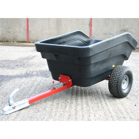 Plastic Tipping Trailer 500L