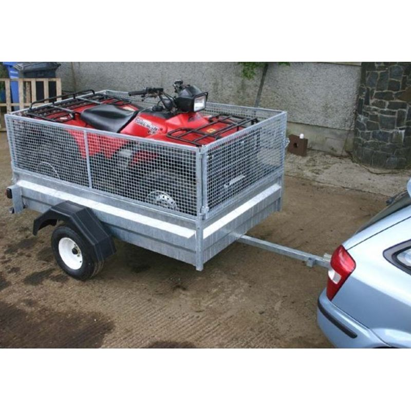 7x4 General Purpose Quad Trailer With Standard Floor