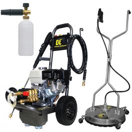 Professional Pressure Washer Package 1