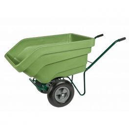 King Wheelbarrow 300L - Assembled