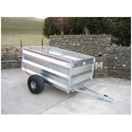 "6'8"" ATV Trailer - Mesh Gate"