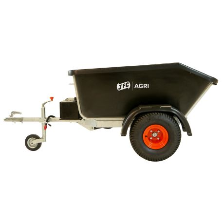 ATV Tipping Trailer (Hydraulic)