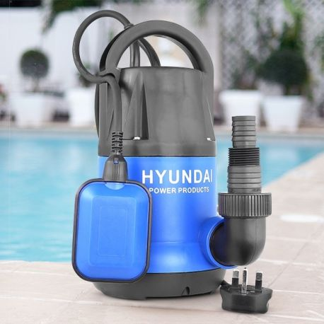 250W Electric Submersible Clean Water Pump - 32mm Hose fitting