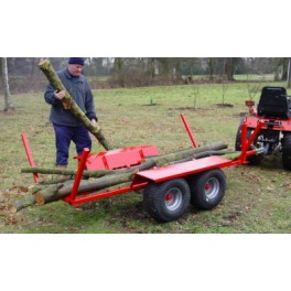 Timber Hauler Trailer - SCH THT