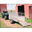 Off Road Utility Stock Trailer (6ft x 3ft 6in)