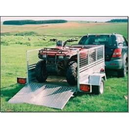 General Purpose Road Legal Trailer (7ft x 4ft 6in)