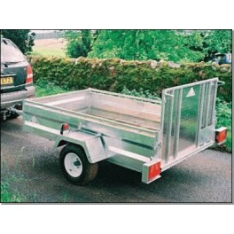 All Purpose Road Legal Trailer (7ft x 4ft 6in)