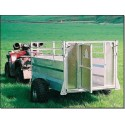 Off Road Stock Trailer (6ft x 3ft 6in)