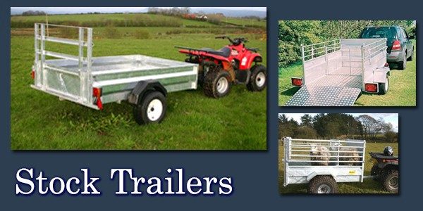 Click here to see our Stock Trailers