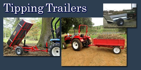 Click here to see our Tipping Trailers